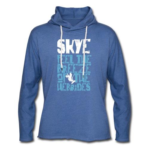 Skye - Feel the Breeze of the Hebrides - Leichtes Kapuzensweatshirt Unisex