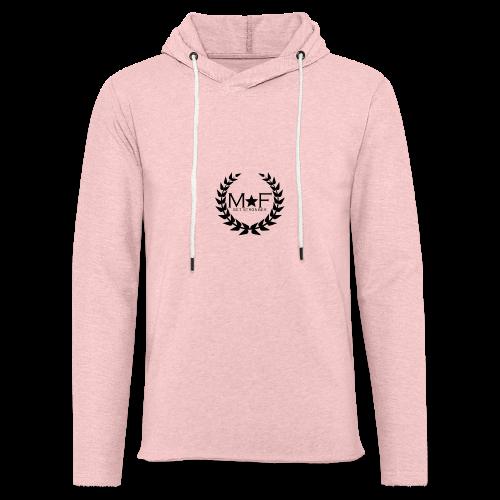 MF - Sweat-shirt à capuche léger unisexe