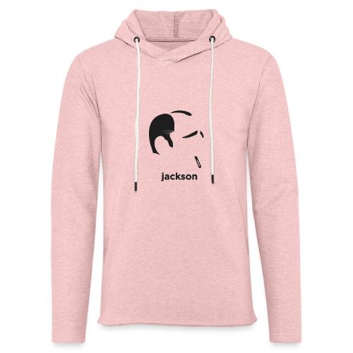 Jackson Pollock - Felpa con cappuccio leggera unisex
