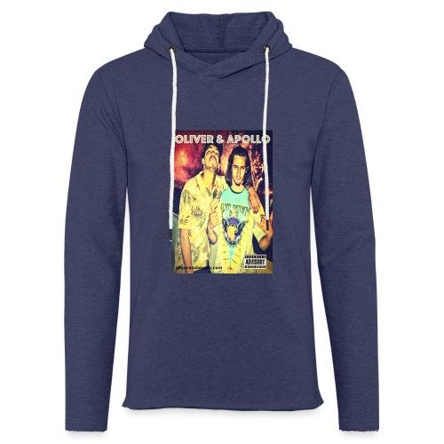 Oliver and Apollo Merchandise Round One! - Light Unisex Sweatshirt Hoodie