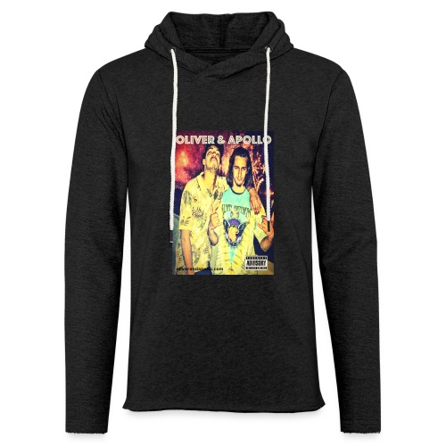 Oliver and Apollo Merchandise Round One! - Light Unisex Sweatshirt Hoodie