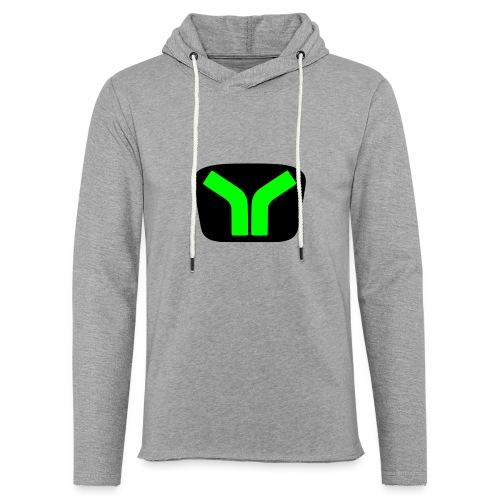 Yugo logo colored design - Light Unisex Sweatshirt Hoodie