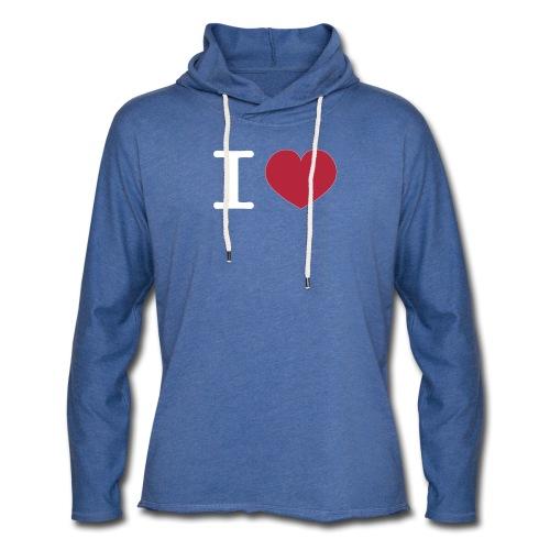 ilovestandaard - Lichte hoodie unisex