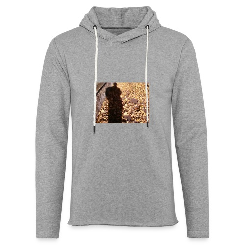 THE GREEN MAN IS MADE OF AUTUMN LEAVES - Light Unisex Sweatshirt Hoodie