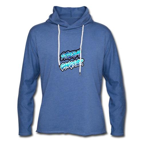 StreamGangsterMerchandise - Lichte hoodie unisex