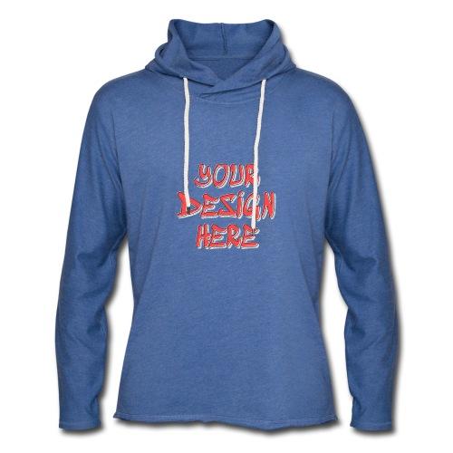 TextFX - Light Unisex Sweatshirt Hoodie