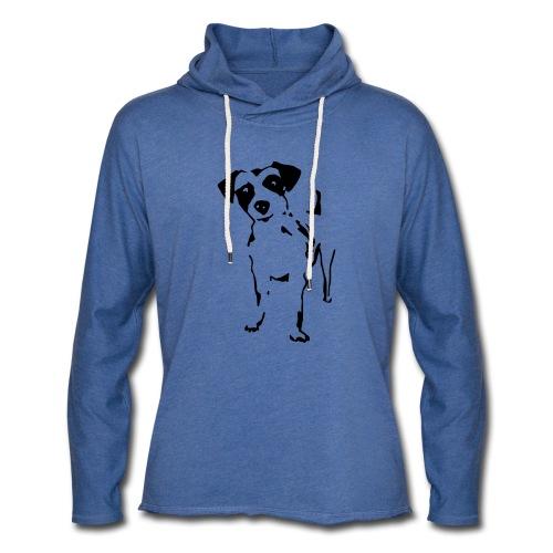 Jack Russell Terrier - Leichtes Kapuzensweatshirt Unisex