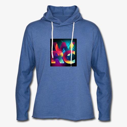 WeaRCore - Sweat-shirt à capuche léger unisexe