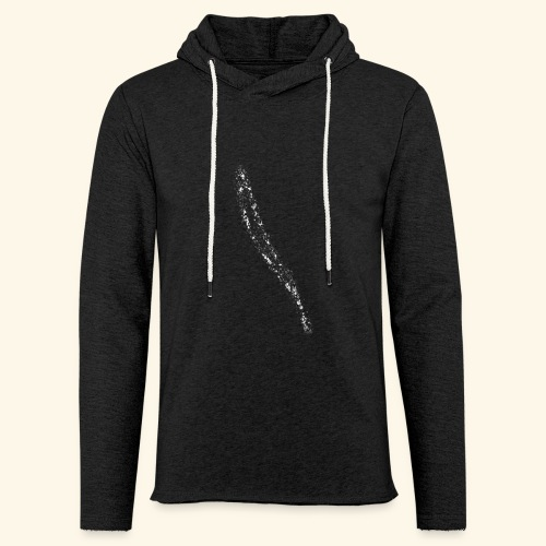 Muster_18 - Leichtes Kapuzensweatshirt Unisex