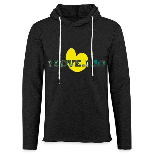 ILOVE.RIO TROPICAL N°1 - Light Unisex Sweatshirt Hoodie