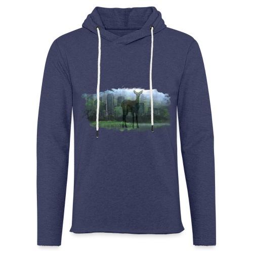 Nature in the City - Light Unisex Sweatshirt Hoodie
