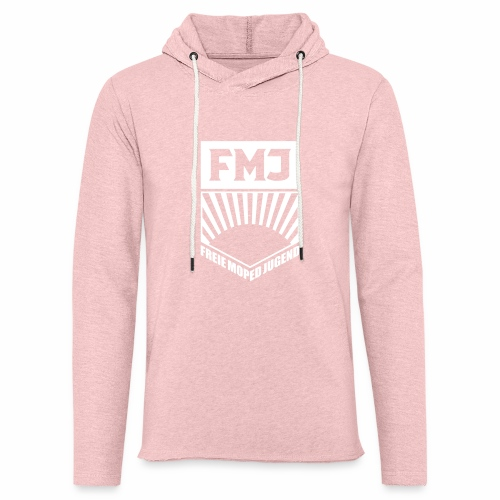 Freie Moped Jugend FDJ Parodie (1c) - Light Unisex Sweatshirt Hoodie