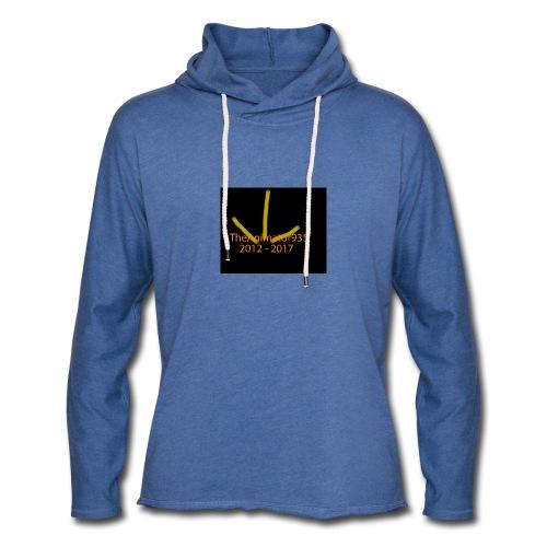 TheAnimator935 Logo - Light Unisex Sweatshirt Hoodie