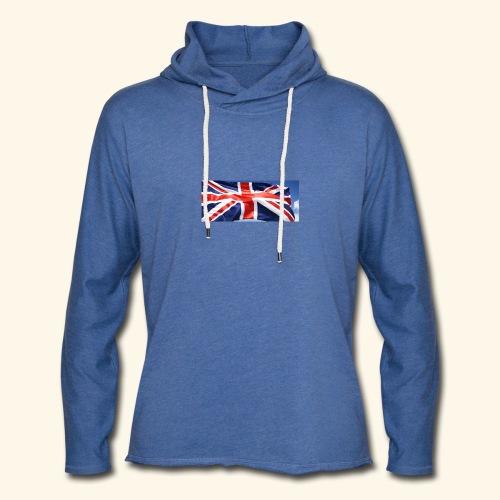 UK flag - Light Unisex Sweatshirt Hoodie