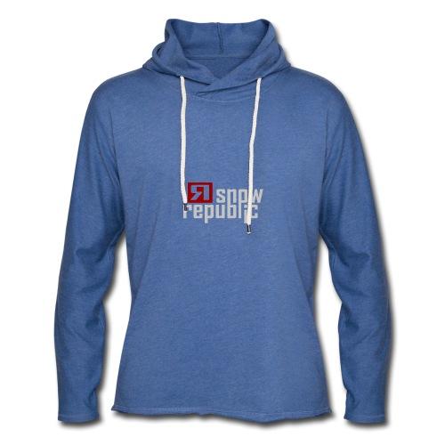SNOWREPUBLIC 2020 - Lichte hoodie unisex