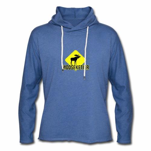 Moosketier - Lichte hoodie unisex