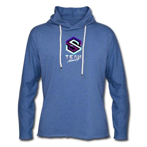 Rétro - Sweat-shirt à capuche léger unisexe