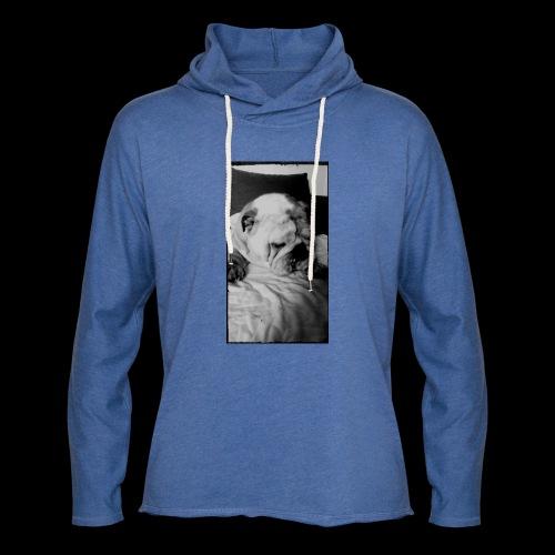 bulldog - Sweat-shirt à capuche léger unisexe