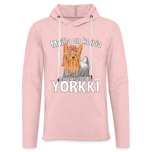 Yorkki Koiria - Kevyt unisex-huppari