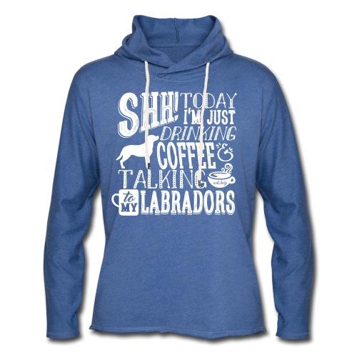 SHH Labrador Coffee 3 - Kevyt unisex-huppari