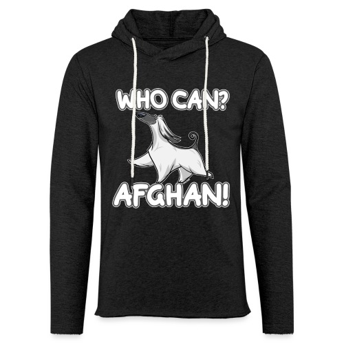 Who Can Afghan III - Kevyt unisex-huppari