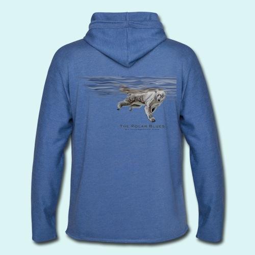 Polar-Blues-SpSh - Light Unisex Sweatshirt Hoodie