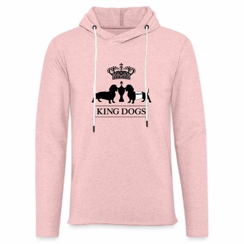 KING DOGS 2wear dog squad - Let sweatshirt med hætte, unisex