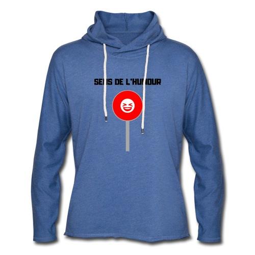 Sens De L'Humour - Sweat-shirt à capuche léger unisexe
