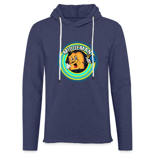 Sir Toastington - Light Unisex Sweatshirt Hoodie