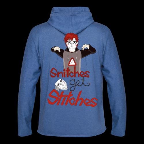 SGS Creepy Smile - Leichtes Kapuzensweatshirt Unisex