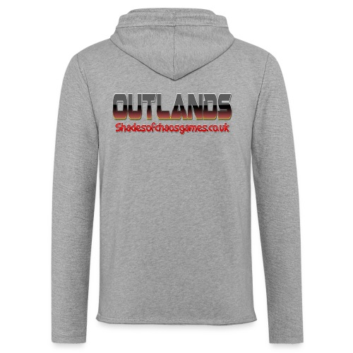 OUTLANDSRED png - Light Unisex Sweatshirt Hoodie