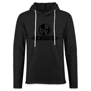 KickSwitch Logo with text - Light Unisex Sweatshirt Hoodie