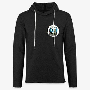 U & I Logo - Light Unisex Sweatshirt Hoodie