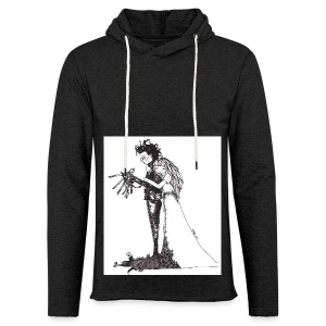 EdwardScissorhands.jpg - Light Unisex Sweatshirt Hoodie