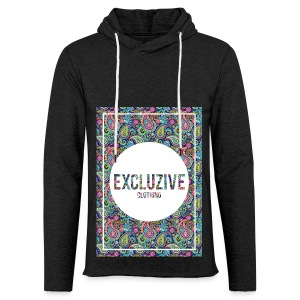 Colour_Design Excluzive - Light Unisex Sweatshirt Hoodie