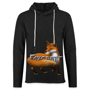 Foxcraft T-Shirts - Light Unisex Sweatshirt Hoodie