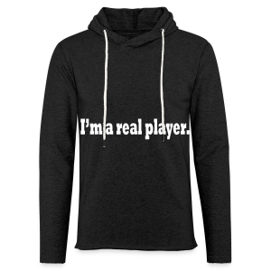 PLAYER - Light Unisex Sweatshirt Hoodie