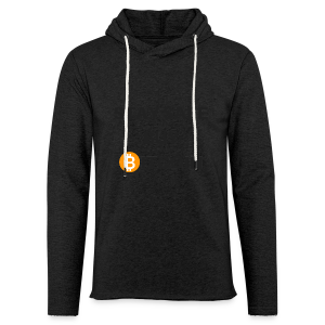 stay safe buy bitcoin - Leichtes Kapuzensweatshirt Unisex