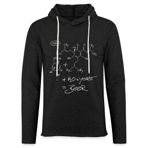 Shakespeare Beer White GB - Leichtes Kapuzensweatshirt Unisex