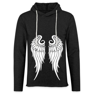 whitewings-ai - Light Unisex Sweatshirt Hoodie