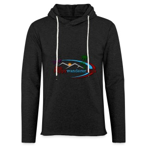 The Happy Wanderer Club Merchandise - Light Unisex Sweatshirt Hoodie