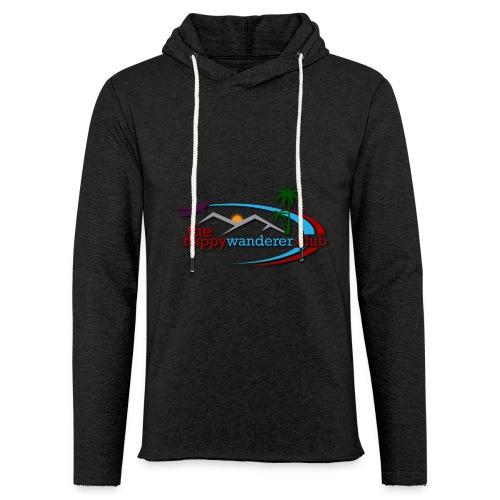 The Happy Wanderer Club Merchandise - Light Unisex Sweatshirt Hoodie