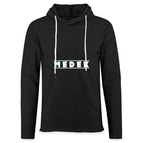 Medek - Leichtes Kapuzensweatshirt Unisex