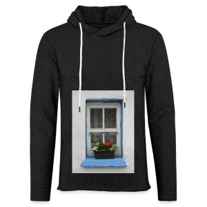 Cashed Cottage Window - Light Unisex Sweatshirt Hoodie