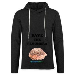 Save the Penumbra - Lett unisex hette-sweatshirt