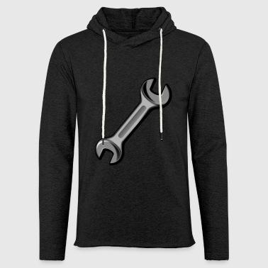 Clé / outil - Sweat-shirt à capuche léger unisexe