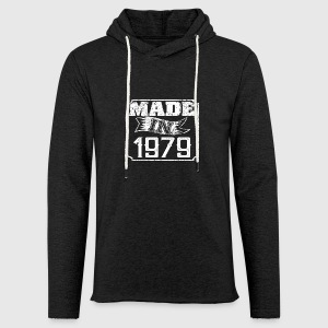 Made in 1979 - Light Unisex Sweatshirt Hoodie