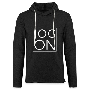 JOG ON - Light Unisex Sweatshirt Hoodie