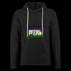 RF MONEY MAKER - Light Unisex Sweatshirt Hoodie