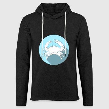 crab - Light Unisex Sweatshirt Hoodie
